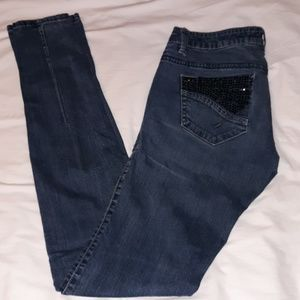 Parasuco Denim Legend Skinny Jeans 8 Long Tall